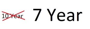 7-Years-Rule
