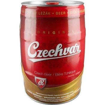 Czechvar Mini Keg